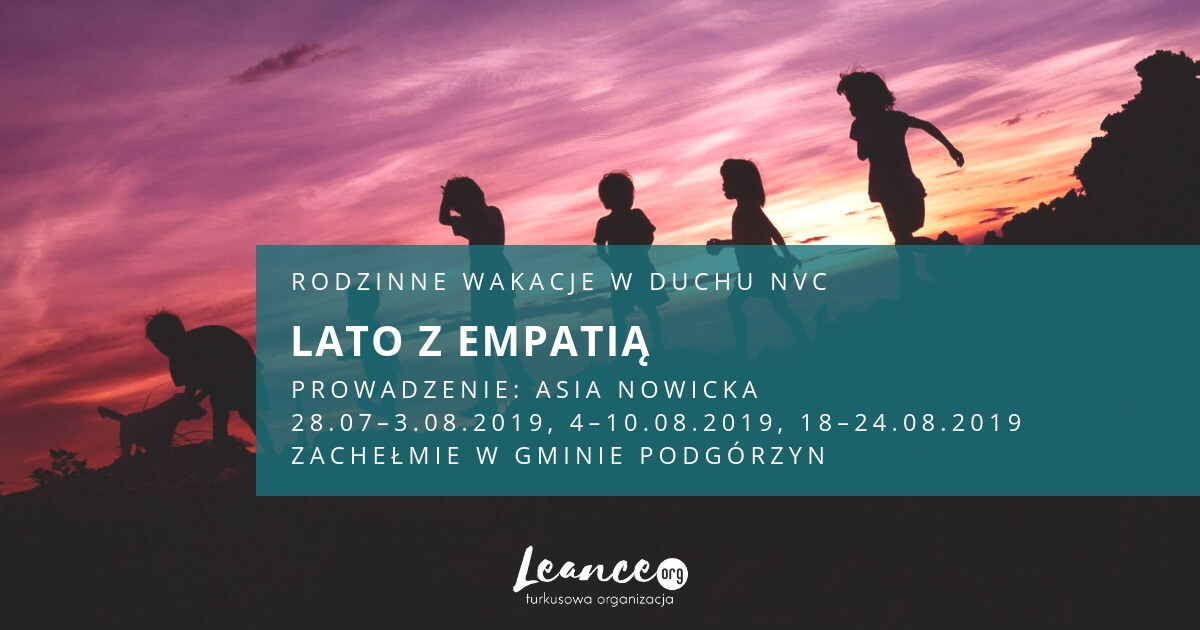 Lato z empatią Leance
