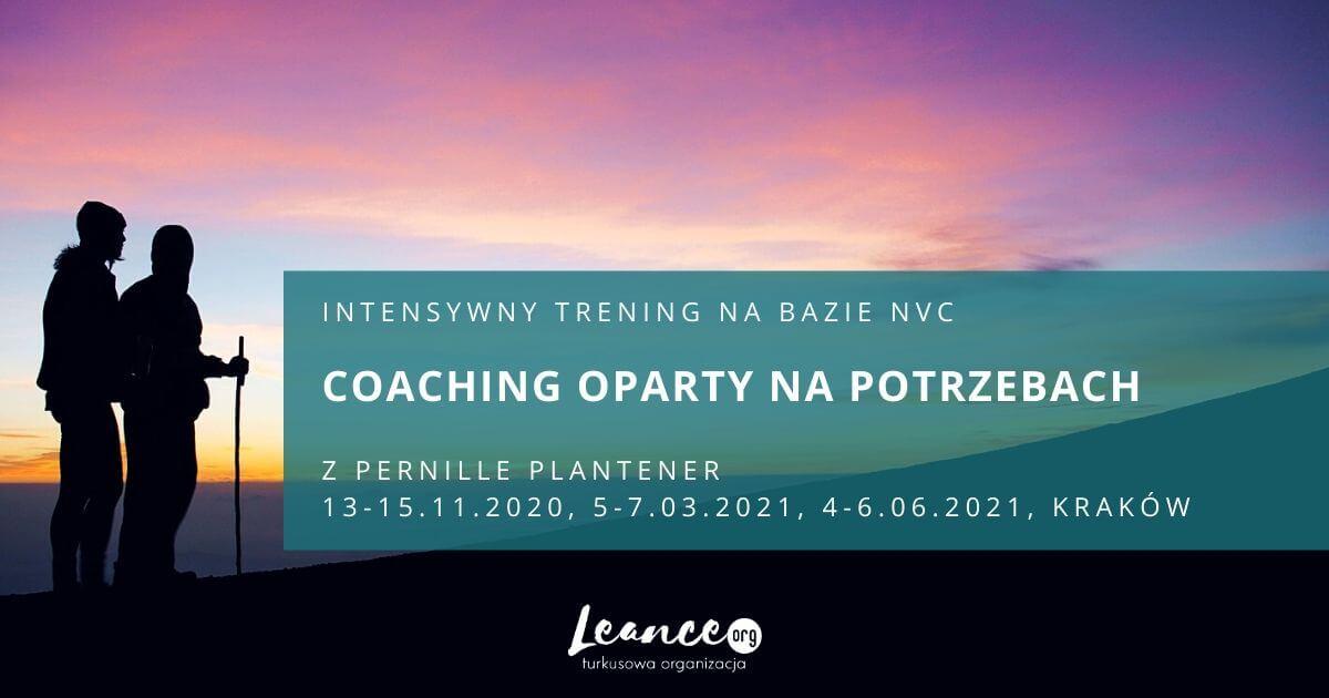 Coaching oparty na potrzebach