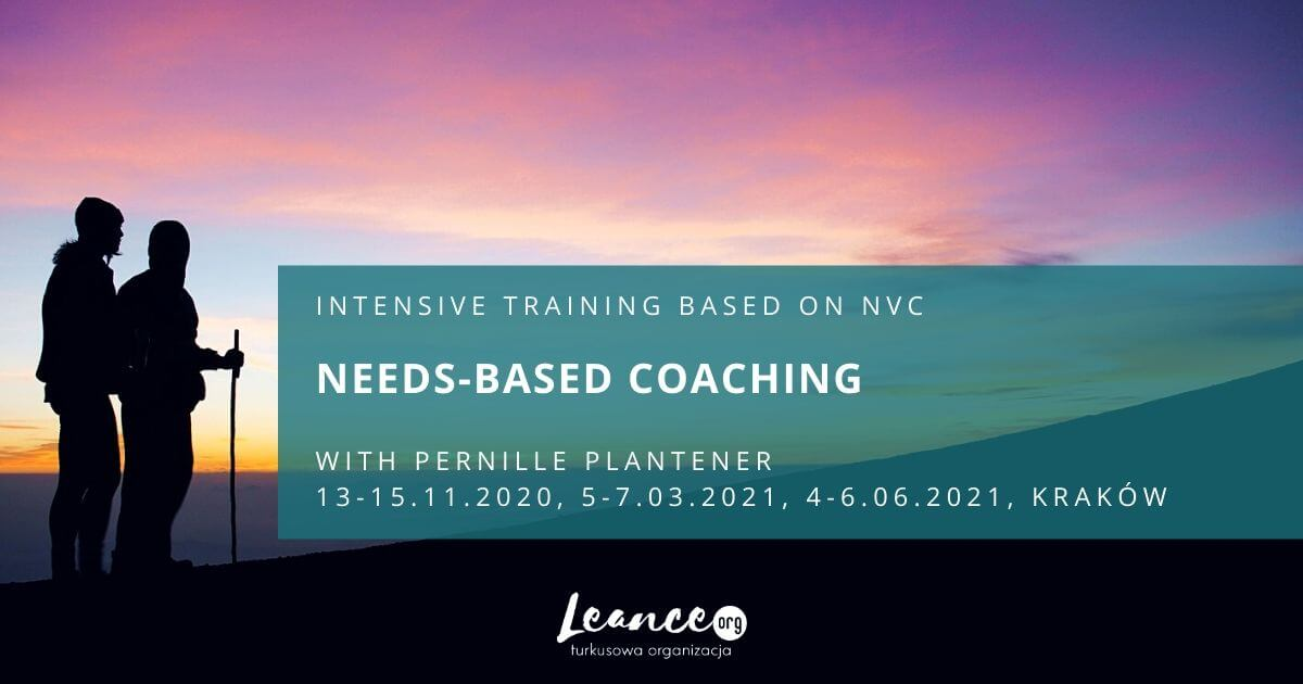 Needs-based Coaching