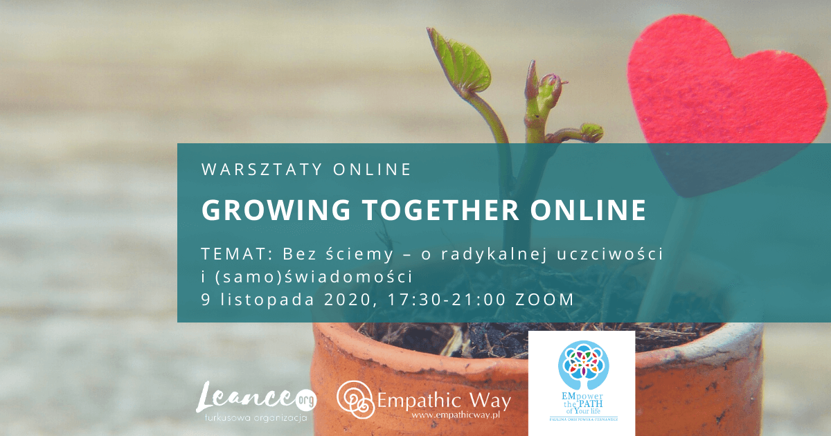 Growing Together Online